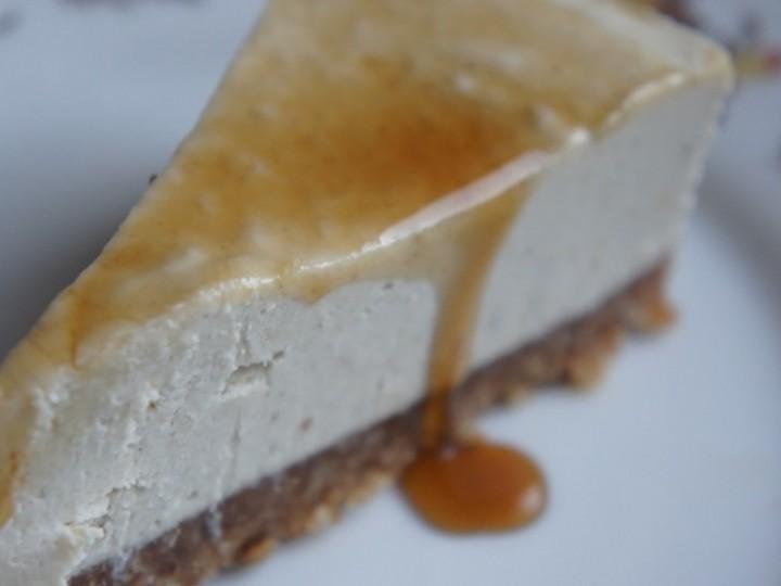 No-bake simpele cheesecake zonder kaas