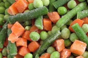 bevroren groenten