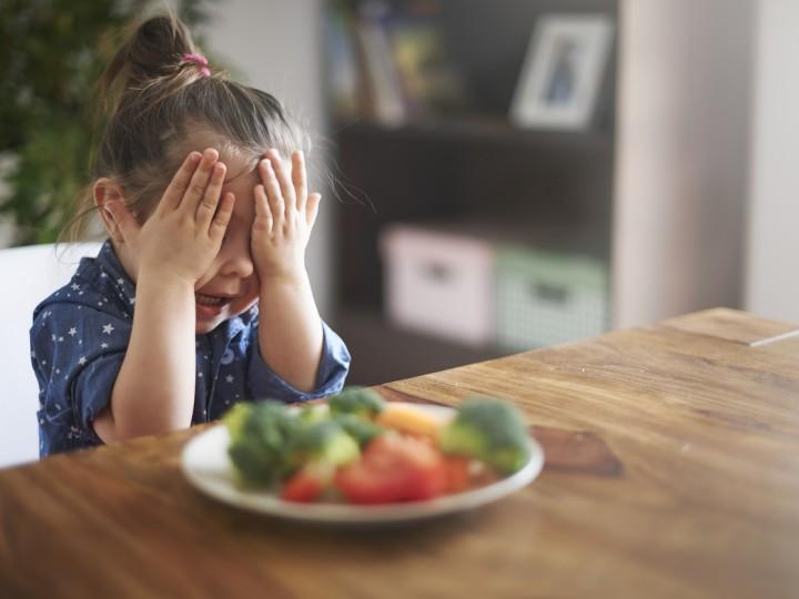 5 goede voornemens aan tafel met je kinderen