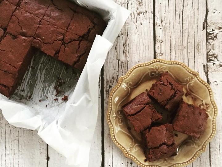 Maak deze luchtige chocoladecake niet!!!