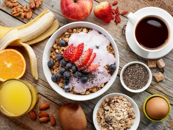 'Reset' week dag 1: goede eetgewoonten!