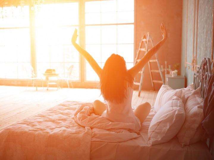 'Reset' week dag 6: Goedemorgen deze morgen!