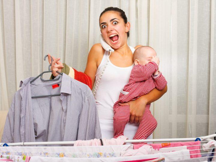 De fijnste manier om hulp te ontvangen als jonge moeder