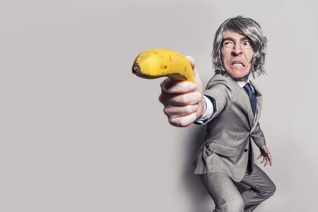 Mag ik een banaan eten?